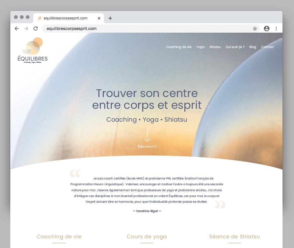 Création charte graphique site Internet