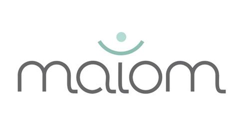 Création du logo Maïom — Conseil en alimentation responsable et nutrition raisonnée
