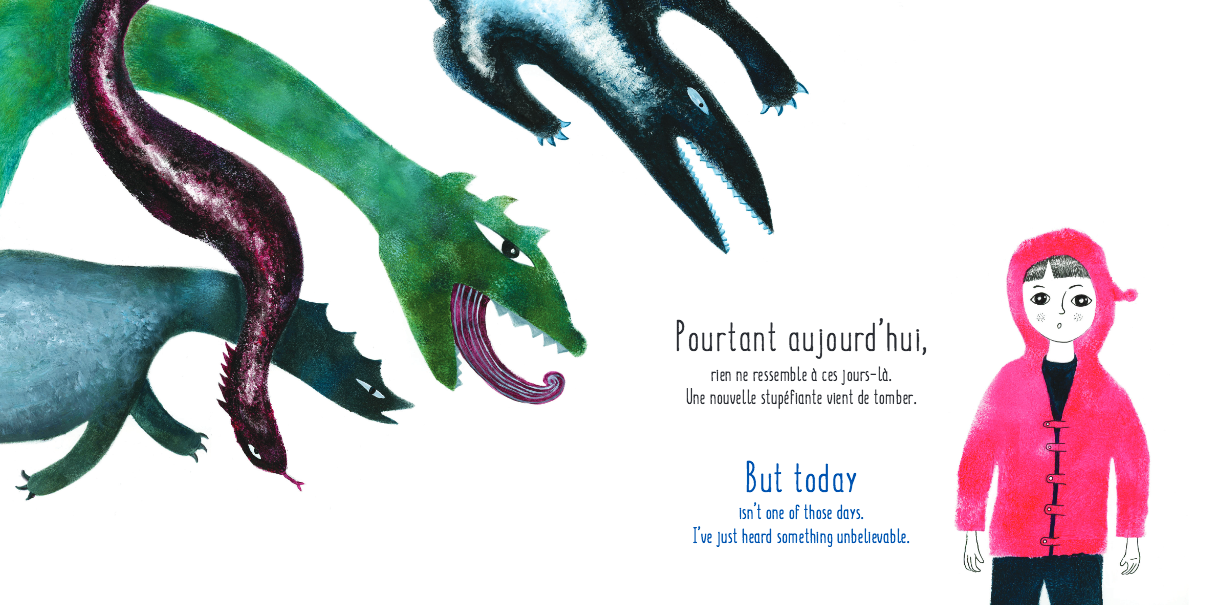 Illustratrice Et Auteure Du Livre Jeunesse Bilingue Les