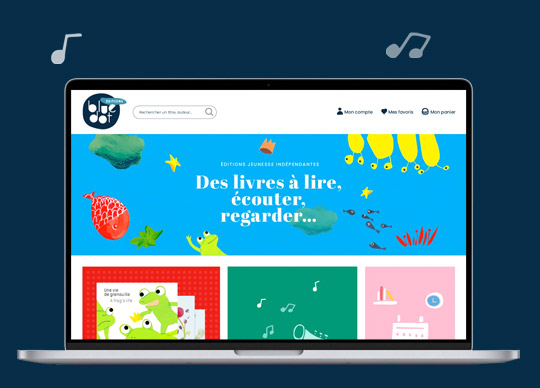 webdesigner lyon creation du site bluedot