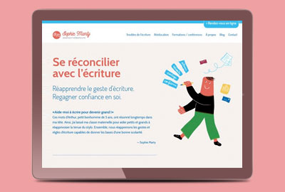 creation site Internet sur mesure
