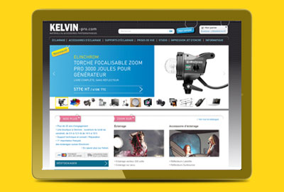 site internet Kelvin