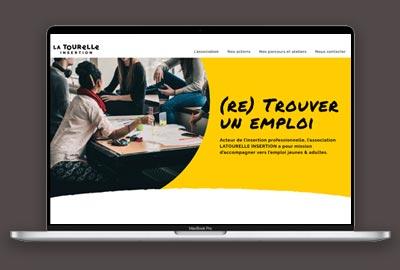 Création site ecoresponsable pour les associations
