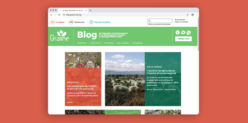 webdesigner pour sites associations ESS